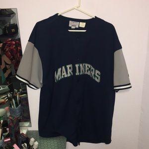 Griffey Jr. Mariners Starter jersey XXL